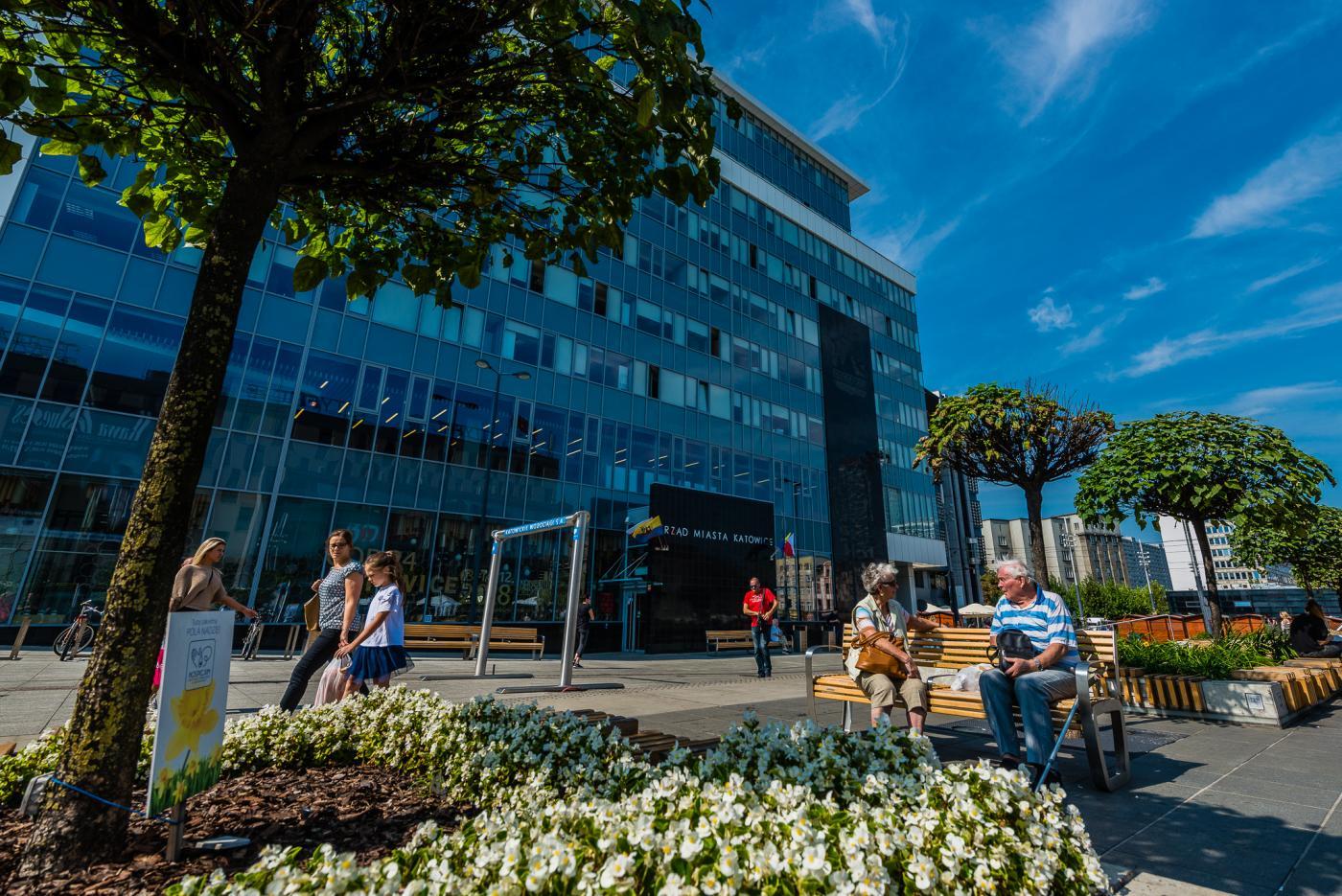 Katowice przygotowały raport o stanie miasta