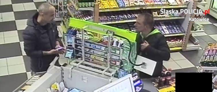Poszukiwani sprawcy kradzieży karty płatniczej. Mogą mieć związek z włamaniem do samochodu