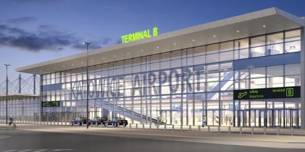 Wybrano wykonawcę modernizacji terminalu pasażerskiego B w Pyrzowicach