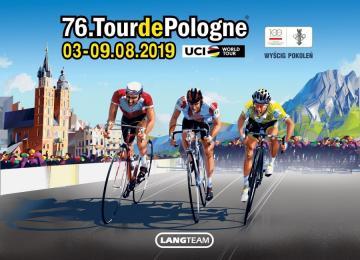Tour de Pologne w woj. śląskim - sprawdźcie jak przebiegnie trasa wyścigu
