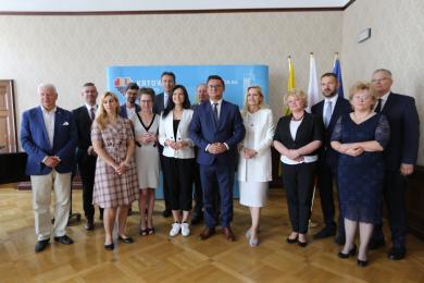 Katowice: Podpisanie Listu Intencyjnego ze Lwowem