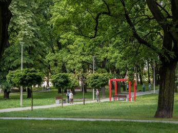 Katowice: Park Bogucki zrewitalizowany