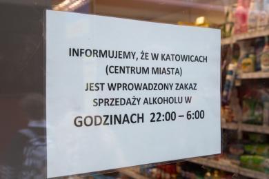 Ruszają konsultacje społeczne dotyczące prohibicji w dzielnicach Katowic