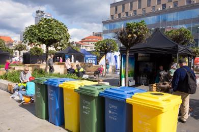 Pierwsza od 6 lat zmiana opłaty za odbiór śmieci w Katowicach