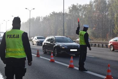Katowiccy policjanci podsumowali akcję ZNICZ
