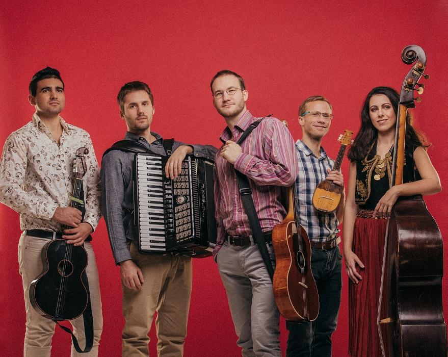 Festiwal Muzyki Świata Ogrody Dźwięków w Katowicach już 11 i 12 czerwca!