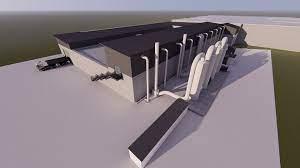 Postępy na budowie inwestycji hermetyzacji zakładu przetwarzania odpadów MPGK w Katowicach
