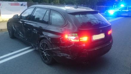 Odzyskali skradzione BMW i zatrzymali pasera