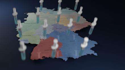 Niedzielski: obostrzenia covidowe najpierw w regionach z najniższą wyszczepialnością