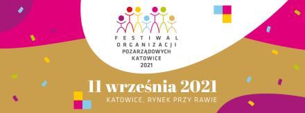 XI Festiwal Organizacji Pozarządowych - 11 września, Rynek przy sztucznej Rawie