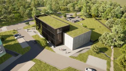 Wiemy, jak będzie wyglądał Miejski Dom Kultury na osiedlu Witosa!