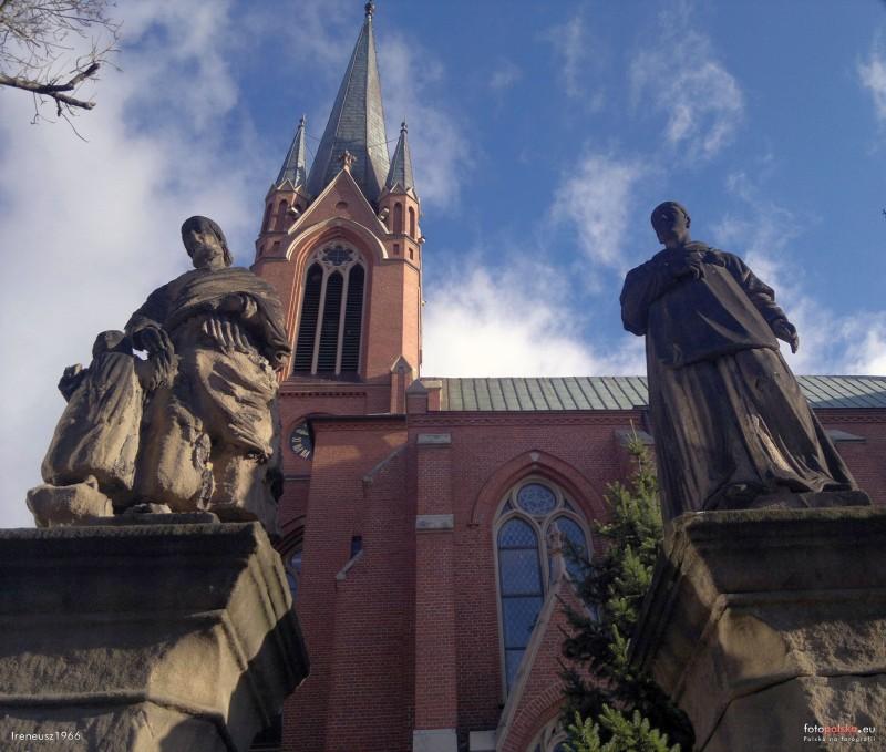 Bogucice - Bazylika pw. św. Szczepana
