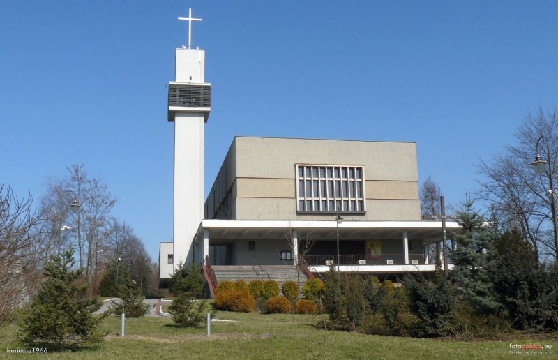 Szopienice - Kościół pw. Matki Bożej Nieustającej Pomocy