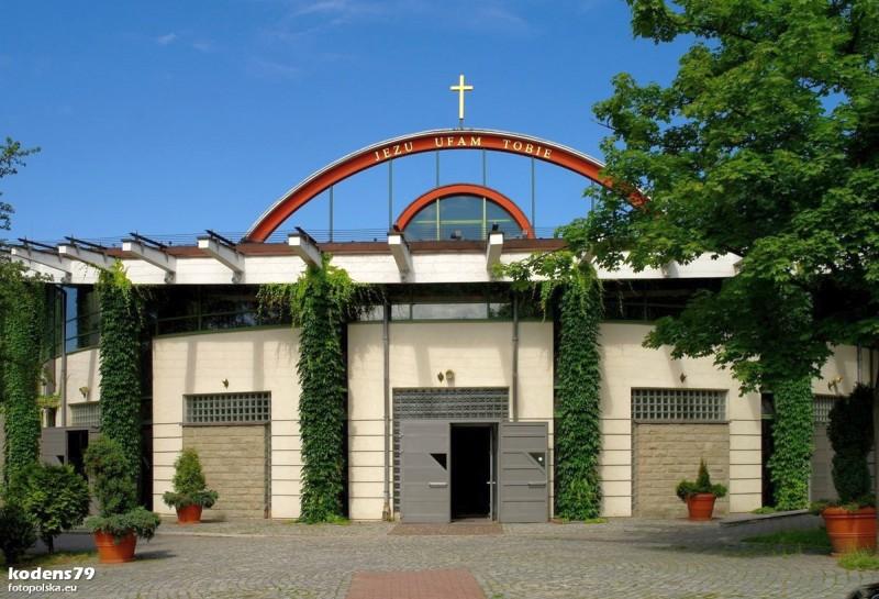 Koszutka - Kościół pw. Najświętszego Serca Pana Jezusa