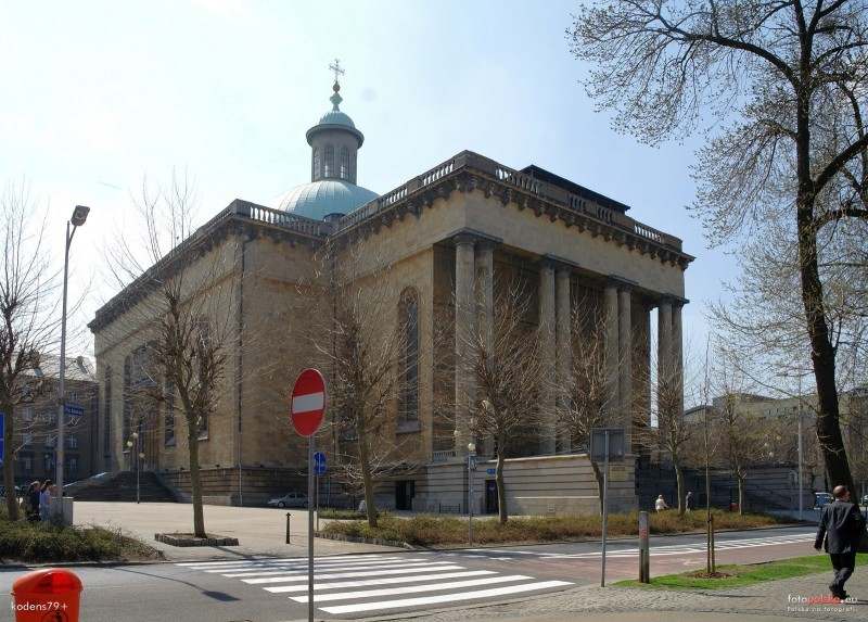 Katedralna - Archikatedra pw. Chrystusa Króla