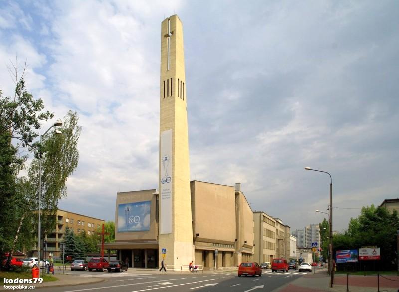 Parafia Paderewskiego - Ko�ci� pw. Wniebowzi�cia Naj�wi�tszej Maryi Panny