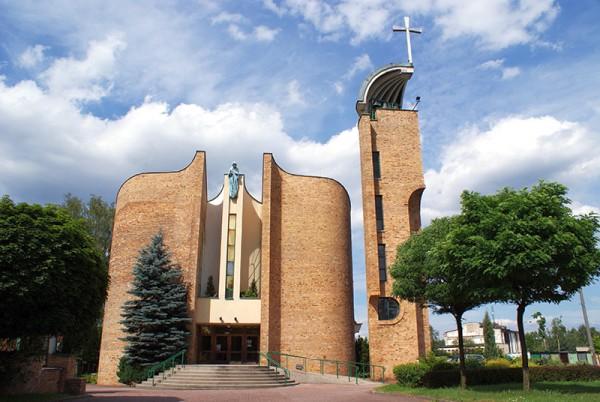 Zadole - Kościół pw. Matki Bożej Różańcowej