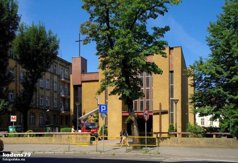 Śródmieście - Kościół pw. Przemienienia Pańskiego