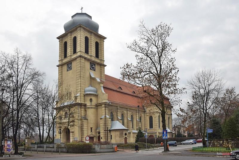 Parafia D�br�wka Ma�a - Ko�ci� pw. �w. Antoniego Padewskiego