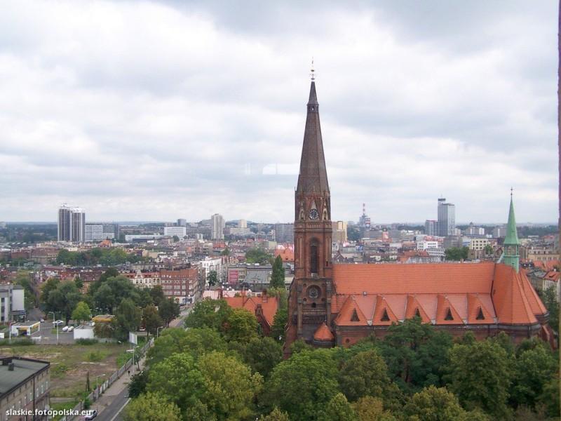 Śródmieście - Kościół pw. św. Apostołów Piotra i Pawła