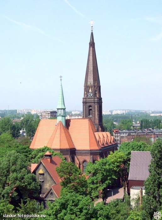 Parafia Śródmieście - Kościół pw. śś. Apostołów Piotra i Pawła
