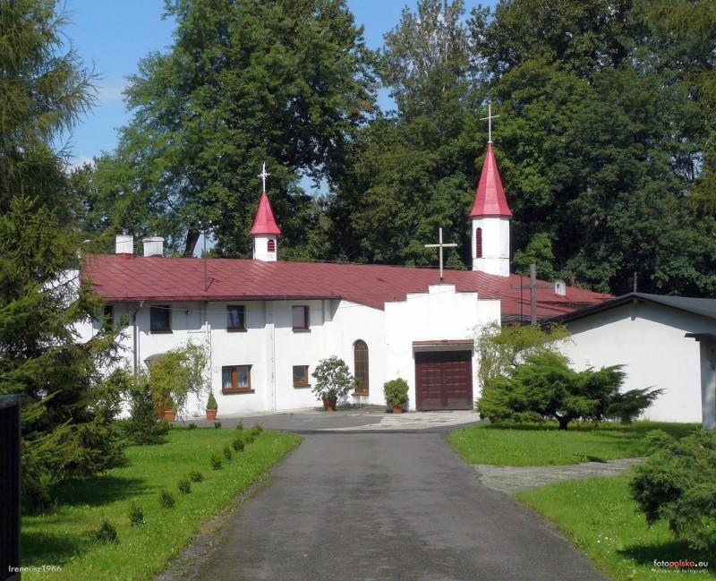 Załęska Hałda - Kościół pw. św. Cyryla i Metodego