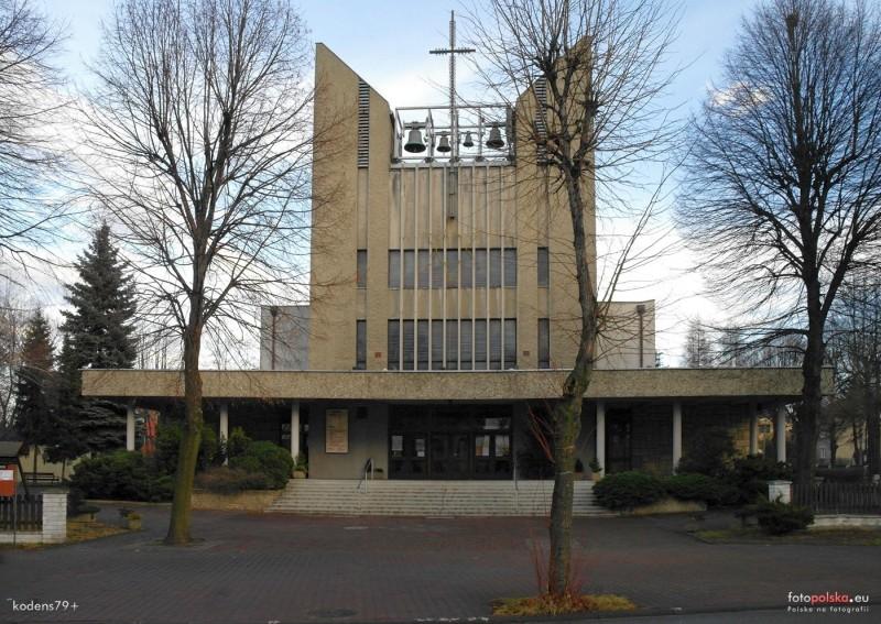 Ochojec - Kościół pw. św. Jacka