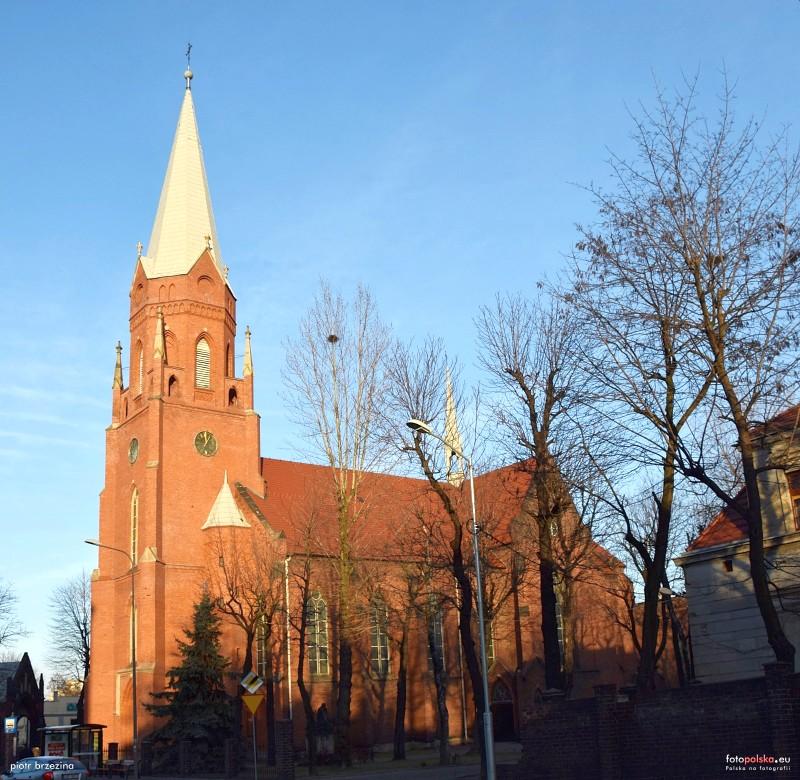 Szopienice - Kościół pw. św. Jadwigi Śląskiej
