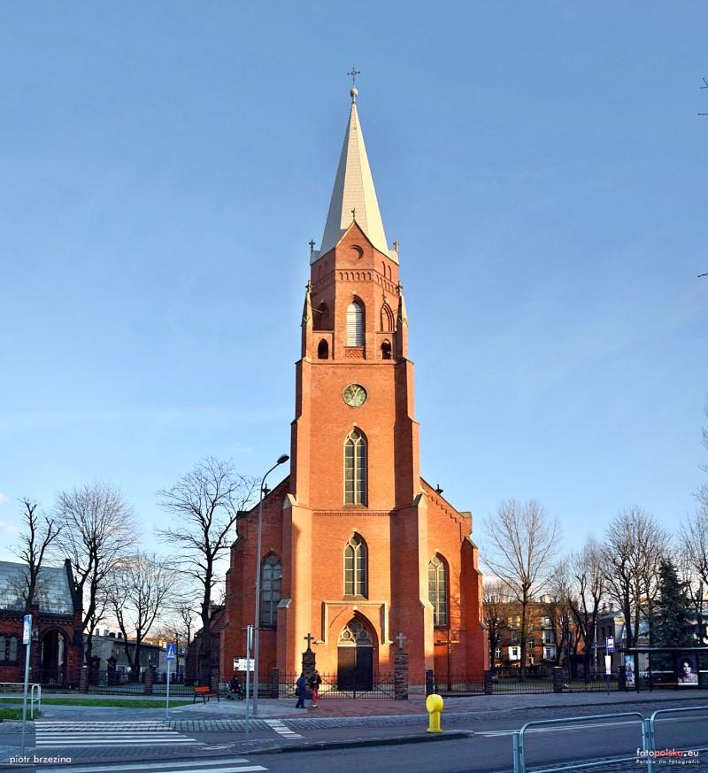 Parafia Szopienice - Kościół pw. św. Jadwigi Śląskiej