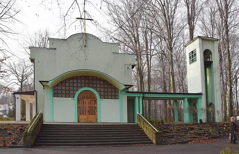 Parafia Giszowiec - Ko�ci� pw. �w. Stanis�awa Kostki