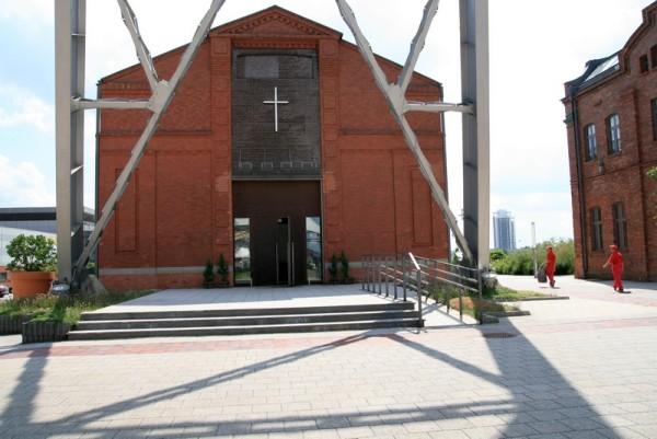 Kaplica św. Barbary przy SCC