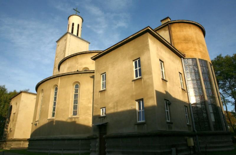 Murcki - Kościół pw. Najświętszego Serca Pana Jezusa